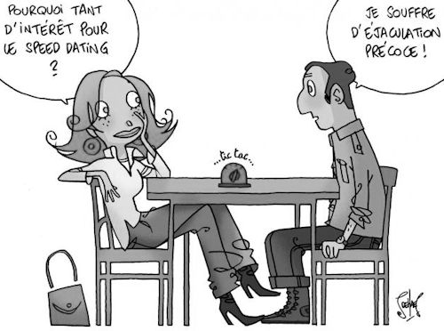 Speed dating traduction