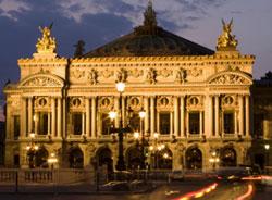 L'Opéra Garnier un endroit propice pour rencontrer une escort paris 9