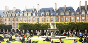 Recherche de bien être en compagnie d'une escort 4 Paris quartier du Marais
