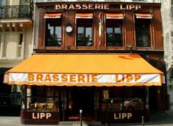 La fameuse Brasserie Lipp