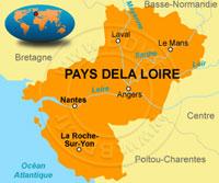 Recherche escort girl Pays de la Loire