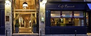 Le Café Laurent au 6e arrdt pour sortir avec une escorte intellectuelle