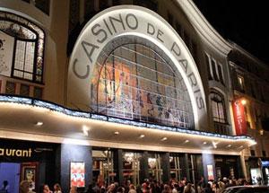 Le Casino de Paris à visiter accompagné d'une escort girl française