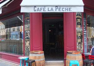 Le Café de la Pêche 9e arrdt