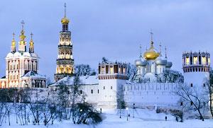 Le pays des tsars : la Russie
