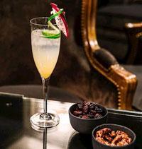 Le Bar Tuileries de l'hôtel Weston, un lieu à profiter avec une escorte gourmande du 1er arrdt